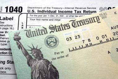 Tax paper work