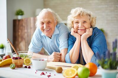 happy people in retirement