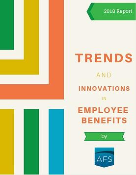 Trends and Innovations title page