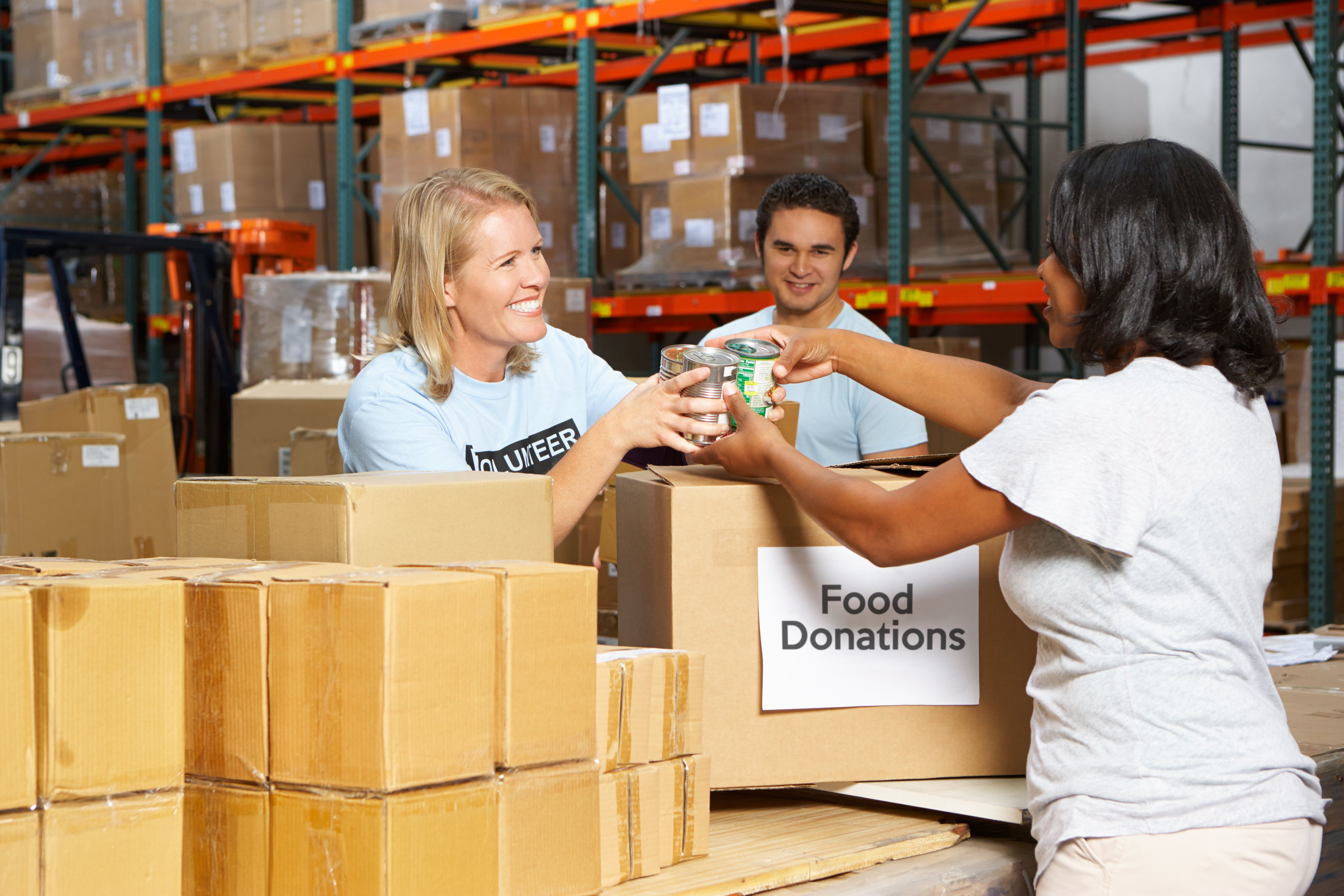 Charitable Giving for Companies