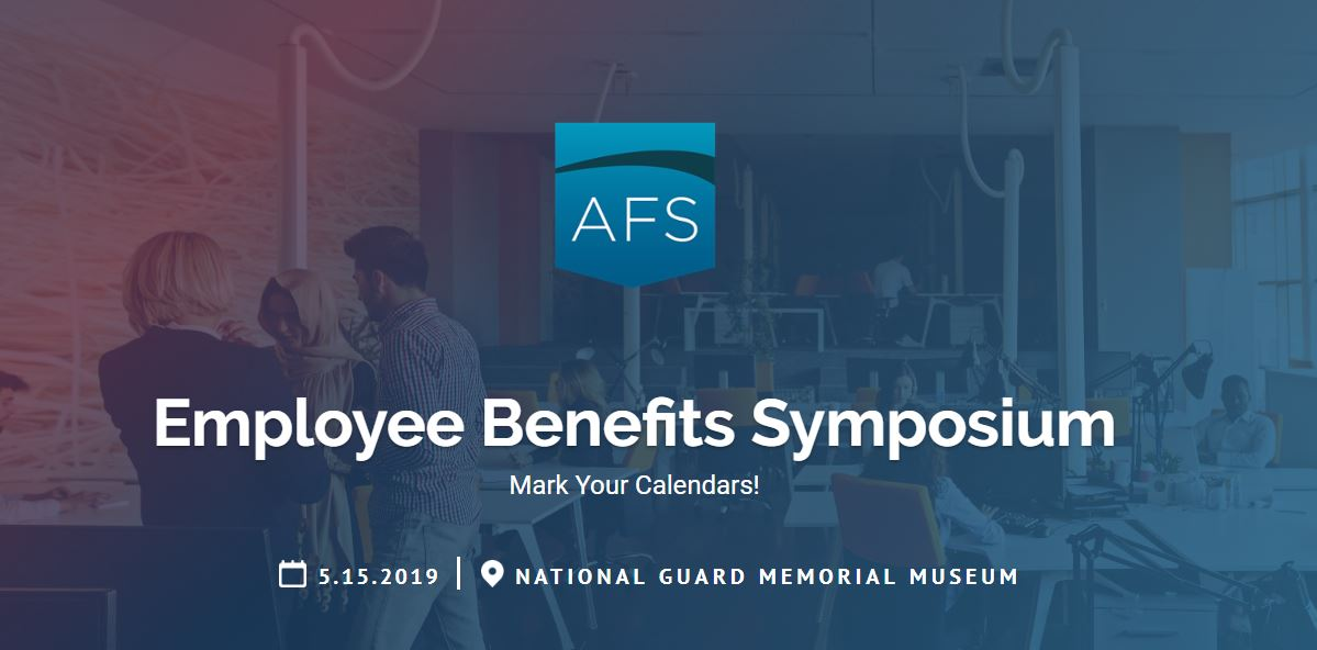 Register Today for Our Employee Benefits Symposium!