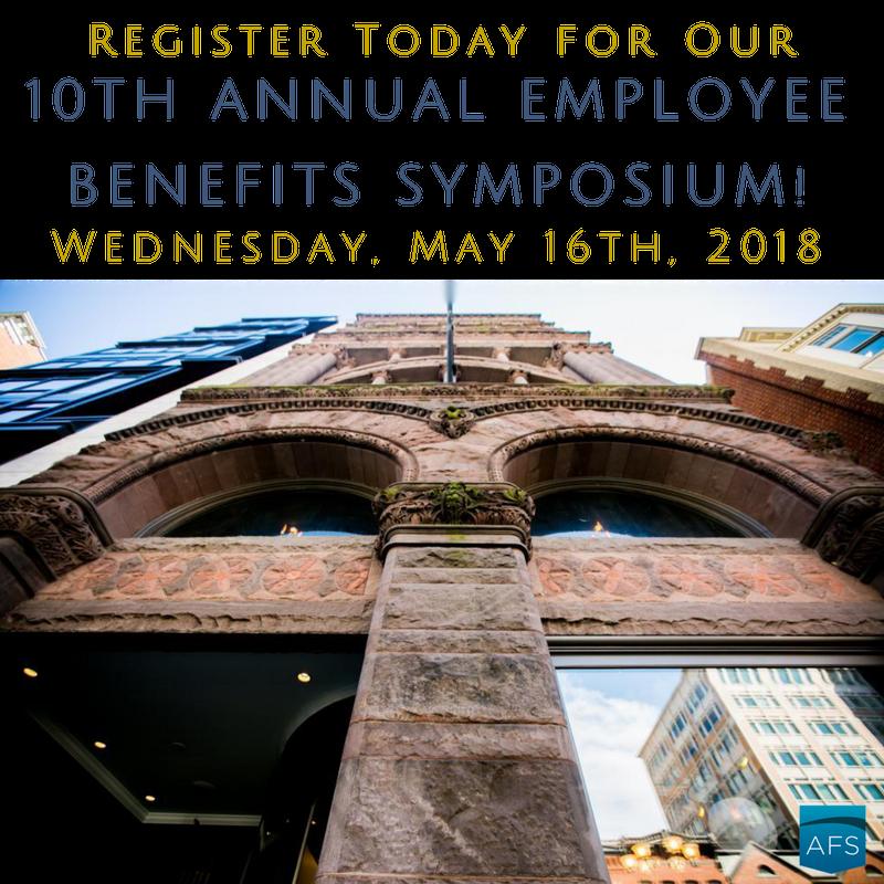 2018 Employee Benefits Symposium: Register Today!
